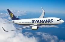 Ryanair iz  Podgorice